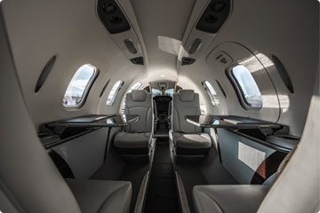 Faster, higher, more comfortable: business aviation services